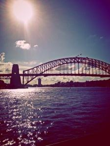 Sydney Harbour - Hannah